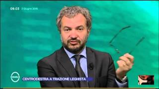 Claudio Borghi Aquilini Presentabili Impresentabili Democrazia Testa Dura 03/06/2015