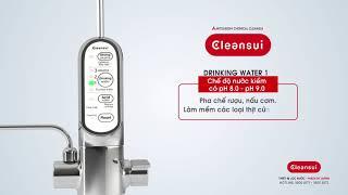 Máy lọc nước Cleansui AL700E - Nhật Bản