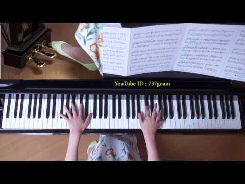 himawari  ピアノ(ぷりんと楽譜・上級) Mren  映画『君の膵臓をたべたい』主題歌