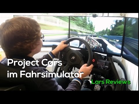 Project Cars Simulator (Vogel Fahrsimulator)