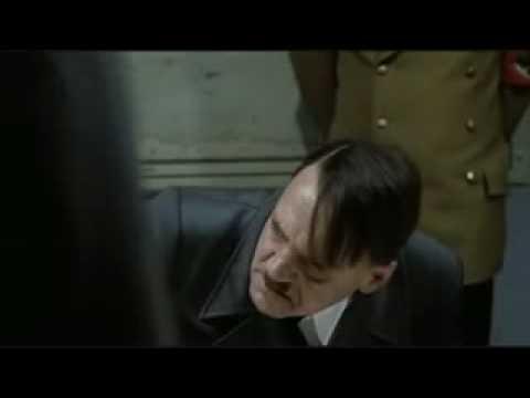 Hitler Reacts Clip With No Subtitles