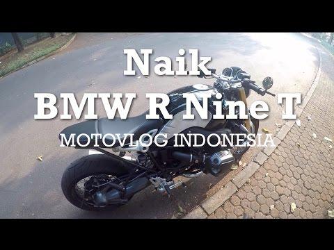 Naik BMW R Ninet T Indonesia #motovlog 4