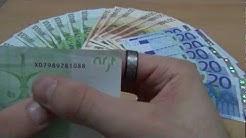 Griechenland Y Geldscheine