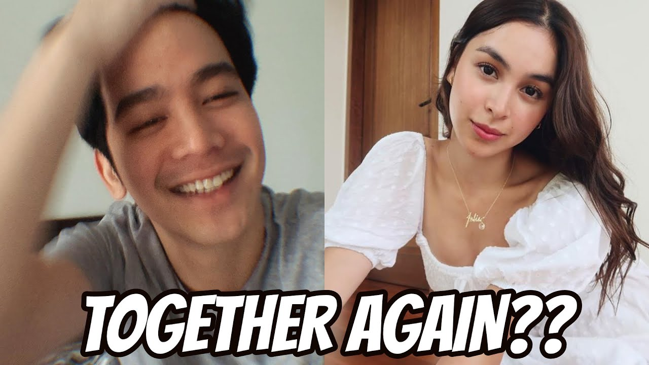 Joshua at Julia TOGETHER AGAIN spotted sa Social Media!!