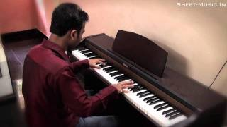 Yeh Jo Mohabbat hai Piano Cover by Chetan Ghodeshwar