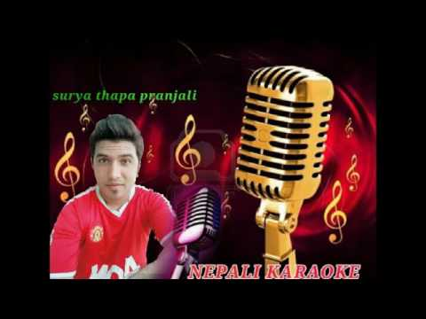 Nepali  lok music track song Ramdi pul tarane bittikai