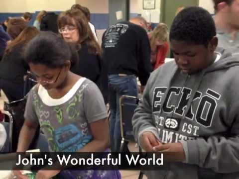 John Flowers Wonderful World