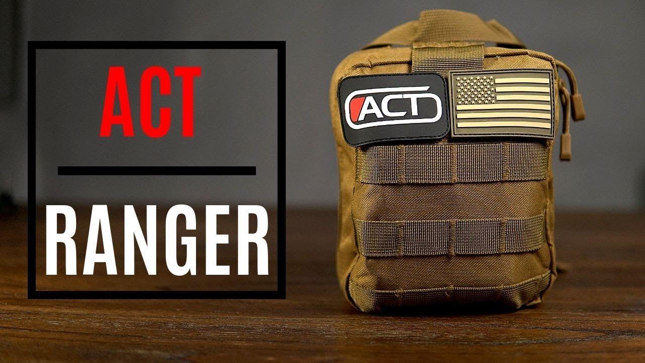 ACT Ranger First Aid Kit