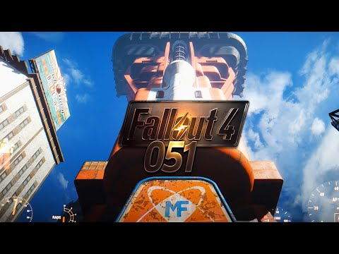 FALLOUT 4 [051] - Zwischenstopp bei Mass Fusion ★ Let's Play Fallout 4
