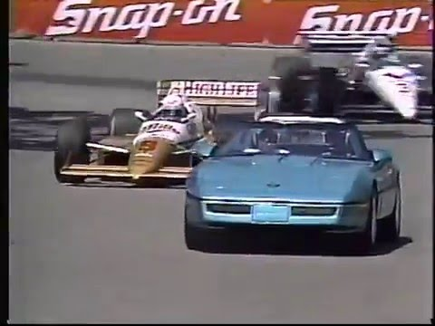Indycars (CART) at Toronto, 1988. (original US NBC tape-delayed edited broadcast)