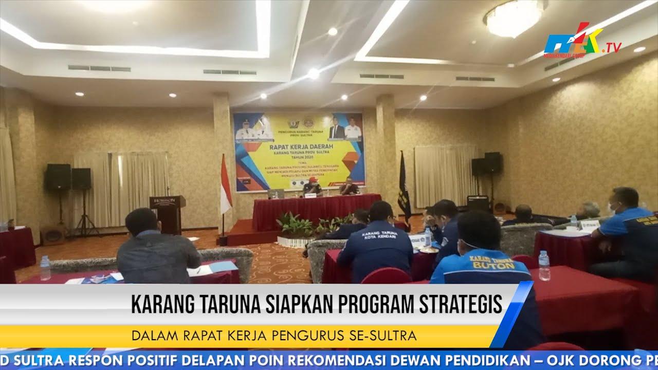 Jelang 2021 Karang Taruna Siapkan Program Strategis