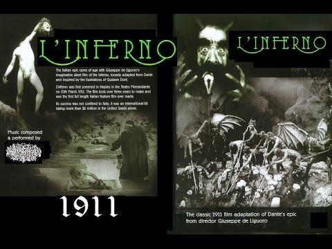 L'Inferno (1911) (Subtítulos español) [Francesco Bertolini, Adolfo Padovan, Giuseppe de Liguoro]