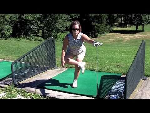 Pre-Round Golf Fitness Warm-Up
