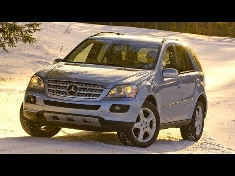 Мерседес МЛ W164 слабые места | Недостатки и болячки б/у Mercedes-Benz ML W164