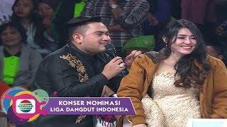 Download lagu NAH LOH! Niat Ngerayu VIA VALLEN, Nassar Malah Kena Batunya | LIDA