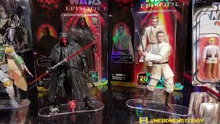 """""""Star Wars"""" action figures by Hasbro - Toy Fair 2019"""
