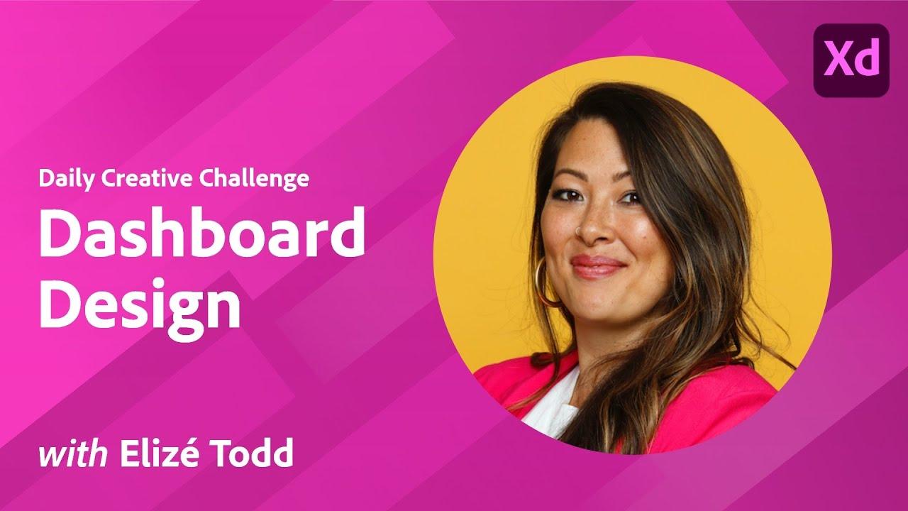 XD Daily Creative Challenge - Dashboard Design
