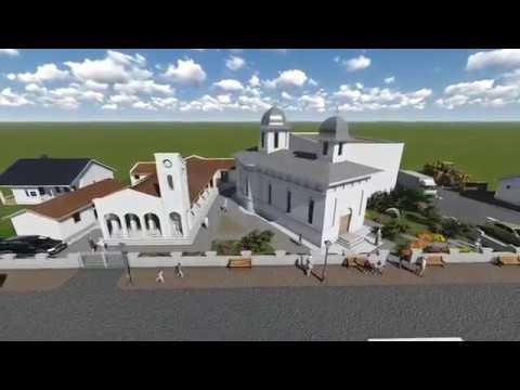Biserica  Smardan - Tulcea