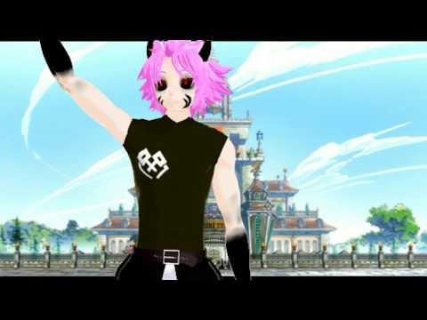 Mmd Fairy Tail Natsu End Ver. It Has Begun