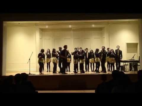 We Found Love In A Sky Full Of Stars - Acapollo  - Twilight Concert 2015