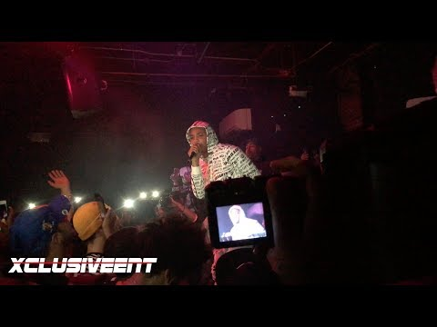 G Herbo - Fools Gold Presents: New York's Loudest - (October 19th 2017)