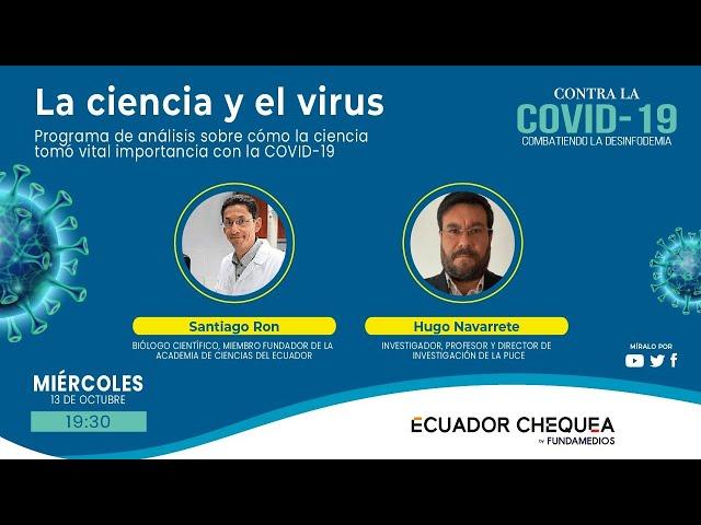 La ciencia y el virus
