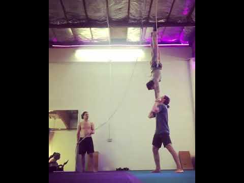 Standing Acrobatics Courbette Training Log