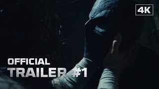 RENDEL Official Trailer (4K ULTRA HD) Dark Superhero Movie 2017