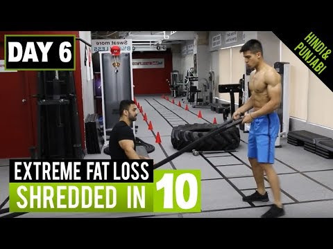 Bollywood HIGH INTENSITY Lean Body Workout!