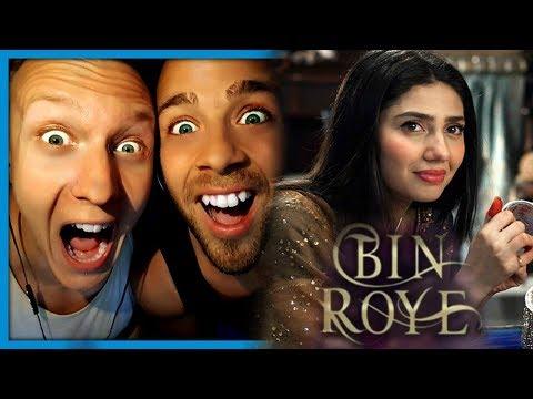 Bin Roye- HUM FILMS Presents a Momina Duraid Film Trailer   Reaction Video by Robin and Jesper
