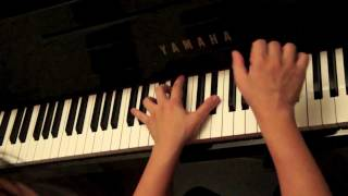 This piano cover is dedicated to my friend in japan, makiko. she requested song because it was the first that i played for her when we met. thanks ...