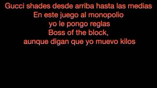 De La Ghetto - Hablame De Ticket (Letra/Lyrics)
