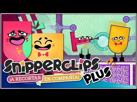 Escalera submarina!!! | 13 | SnipperClips Plus: A recortar en compañia con @Dsimphony