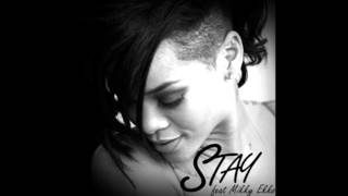Rihanna - Stay Ft. Mikky Ekko (AUDIO)