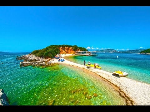 The Best from Saranda Albania  HD