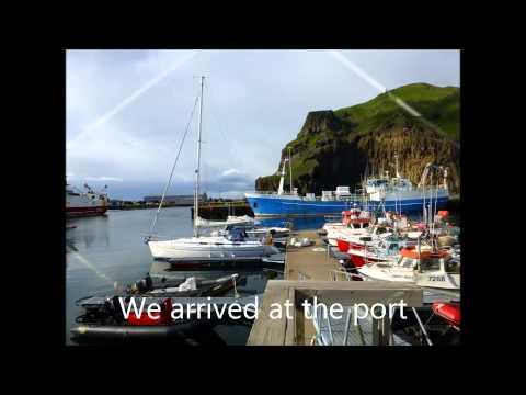 sailing Iceland trip from Reykjavik to Vestmannaeyjar