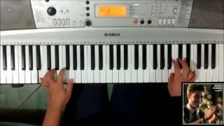 Léo Régis - Sonha Comigo [Rock Story Theme]_ Easy piano cover