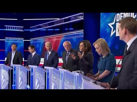 Night 2 of the 2020 Democratic debates The second Democratic presidential candidate debate for the 2020 election will be held Thursday night in Miami., From YouTubeVideos