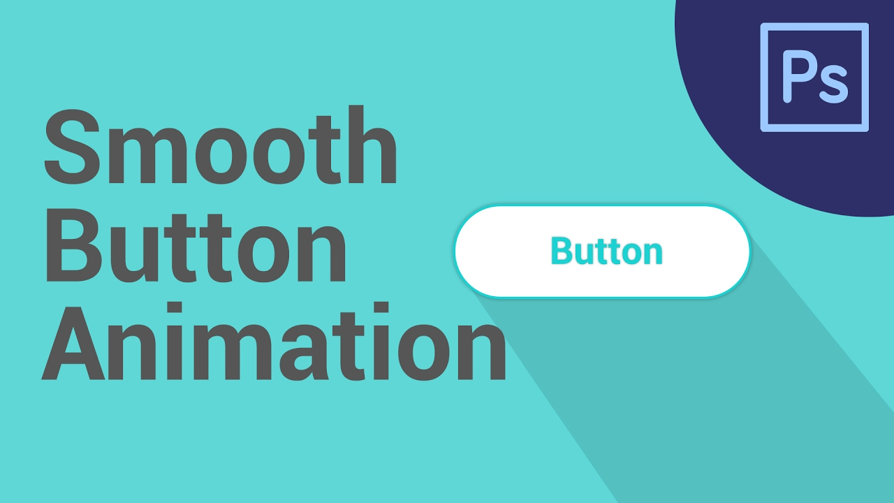 #design Digitally  How To Create An Animated Button In Photoshop