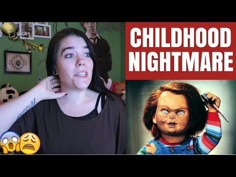 CHUCKY IS TERRIFYING   NIGHTMARE TIME