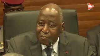 Sur l'Actuaté: le PM Amadou Gon Coulibaly à la classe politique ivoirienne