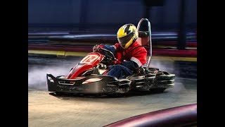 KTN TeenTalk : Debra Nashipai beats Saqeeb in karting