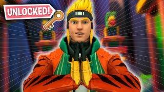 FINALLY UNLOCKED THE MASTER KEY SKIN! - Fortnite Battle Royale!