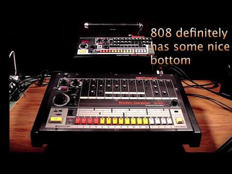 Tr 808 vs Tr 08 - Which is better?