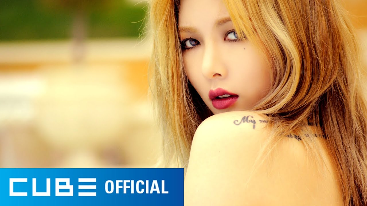 HyunA's 'Because I'm the Best' Video Would Make Miley Cyrus