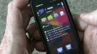 Nokia 5800 XpressMusic Tube review - part 1 of 4