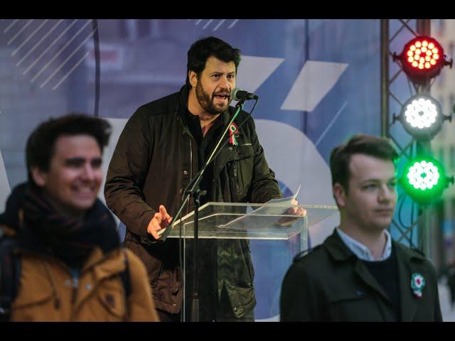 Puzsér Róbert: A jövő zöld vagy semmilyen! | Jövő TV