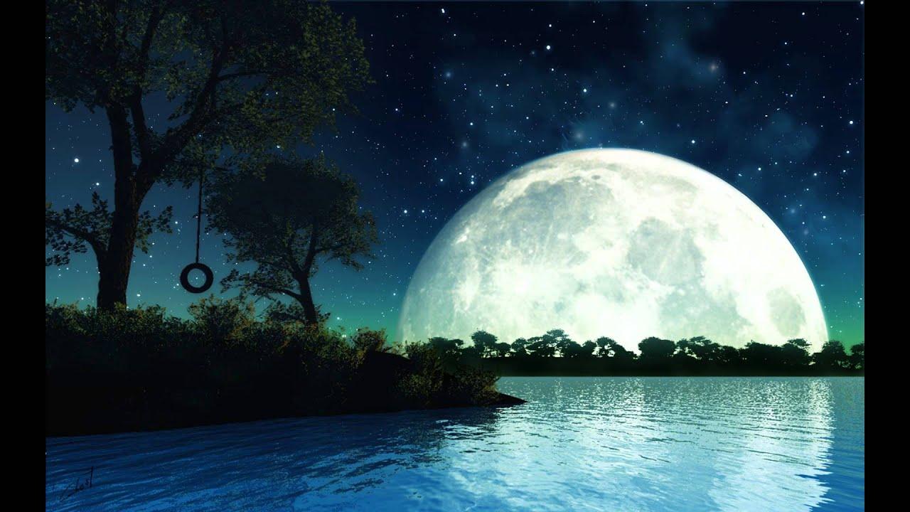 Music Instrumental - moonlight garden - YouTube