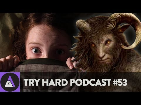 THE LEGEND OF THE GOATMAN AND OTHER SPOOPY TALES | Try Hard #53