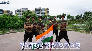 Vande mataram ABCD 2 Dance choreography  by ahmad khan /15 august
